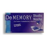 DeMemory Studio Noche · Pharma OTC · 30 cápsulas