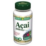 Açai · Nature's Bounty · 60 perlas