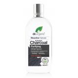 Champu de Carbon Activo · Dr Organic · 265 ml