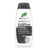 Gel de Ducha de Carbon Activo · Dr Organic · 250 ml
