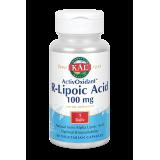 Acido R-Lipoico 100 mg · KAL · 60 cápsulas