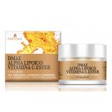 Crema DMAE - Alpha Lipoico - Vitamina C · Natysal · 50 ml