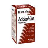 Acidophilus FOS · Health Aid · 60 comprimidos