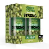 Café Verde Strong · Novity · 60+60 cápsulas