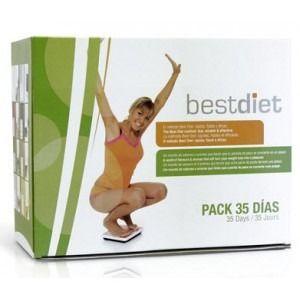 Best Diet - Régimen Proteinado · Prisma Natural