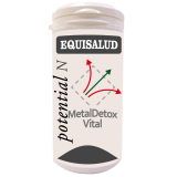 MetalDetox Vital® Potential-N · Equisalud · 60 cápsulas