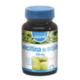 Lecitina de Soja 500 mg · Naturmil · 120 perlas