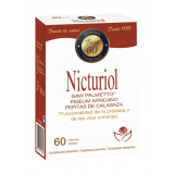 Nicturiol Saw Palmetto · Bioserum · 60 cápsulas