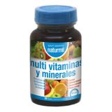 Multivitaminas & Minerales · Naturmil · 30 perlas