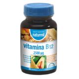 Vitamina B12 2.500 mcg · Naturmil · 60 comprimidos