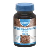 Levadura de Cerveza Viva 400 mg · Naturmil · 45 cápsulas