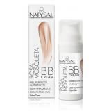 BB Cream Rosa Mosqueta · Color Claro · Natysal · 30 ml