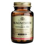Magnesio + B6 · Solgar · 100 comprimidos