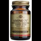 Amino 75 · Solgar · 30 cápsulas