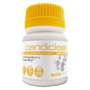 Candiclean · Soria Natural · 60 comprimidos