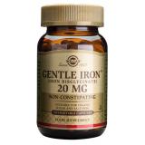 Hierro Gentle 20 mg · Solgar · 90 cápsulas