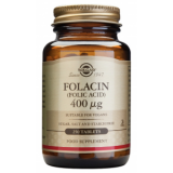 Folacin 400 mcg · Solgar · 250 comprimidos