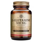 L-Glutamina 500 mg · Solgar · 50 cápsulas