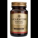L-Carnitina 500 mg · Solgar · 30 comprimidos