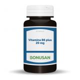 Vitamina B6 Plus 20 mg · Bonusan · 60 cápsulas