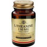 L-Teanina 150 mg · Solgar · 30 cápsulas