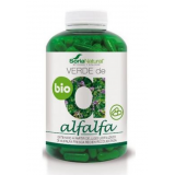 Verde de Alfalfa BIO · Soria Natural · 240 cápsulas