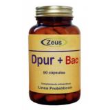 Dpur + BAC · Zeus · 30 cápsulas