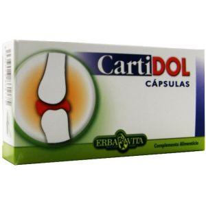 Cartidol · Herbovita · 60 cápsulas