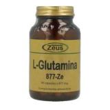L-Glutamina Ze · Zeus · 90 cápsulas