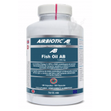 Fish Oil AB 1.200 mg · Airbiotic · 180 perlas