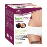 Lessobes 4 - Vientre Plano · Bioserum · 15 monodosis [Caducidad 09/2021]