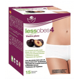 Lessobes 4 - Vientre Plano · Bioserum · 15 monodosis