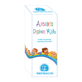 Jarabe Arcoiris Digiben Kids · Equisalud · 250 ml