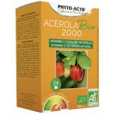Acerola 2000 BIO · Phyto-Actif · 24 comprimidos