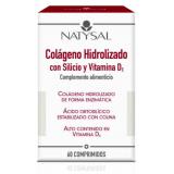 Colágeno con Silicio · Natysal · 60 comprimidos