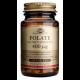 Folato (Metafolin®) 400 mcg · Solgar