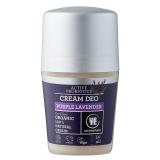 Desodorante en Crema de Lavanda · Urtekram · 50 ml