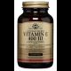Vitamina E 400 UI · Solgar · 100 perlas
