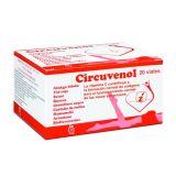 Circuvenol · DIS · 20 viales