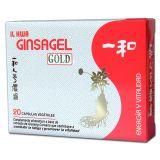 Ginsagel Gold · Tongil · 20 cápsulas