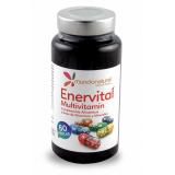 Enervital Multivitamins · Mundo Natural · 60 perlas
