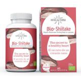 Bio-Shiitake · Hifas da Terra · 60 cápsulas
