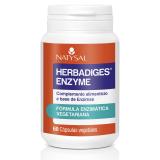 Herbadiges Enzyme · Natysal · 60 cápsulas