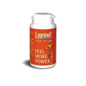 Lyprinol Sport Edition X2 · LyprinolTM · 90 perlas