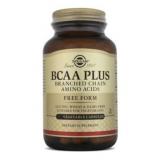 BCAA Plus · Solgar · 50 cápsulas