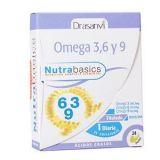 Omega 3-6-9 · Drasanvi · 48 Cápsulas