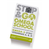 Omega School · Stop&Go · Galenicum · 30 Comprimidos