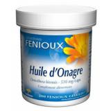 Aceite de Onagra · Fenioux · 200 Cápsulas