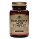 Ácido Hialurónico Complex · Solgar · 30 comprimidos