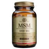 MSM · Solgar · 60 comprimidos